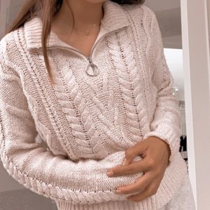 Pacsun knit sweater.